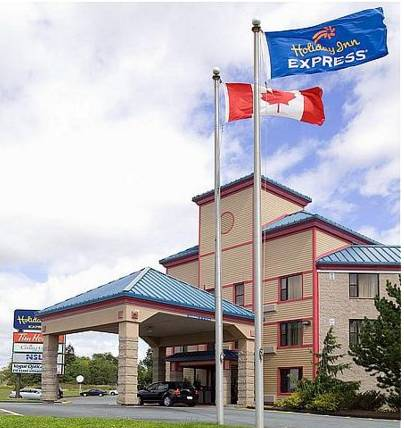 Holiday Inn Express Halifax-Bedford