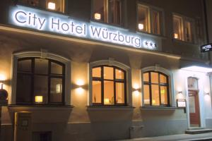 City Hotel Würzburg Guest houses