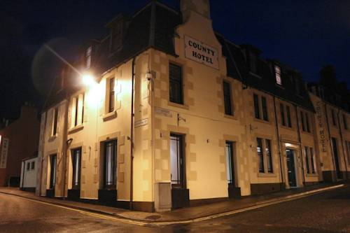 County Hotel