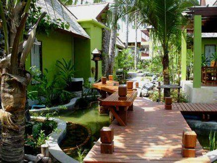 Baan Haad Ngam Boutique Resort
