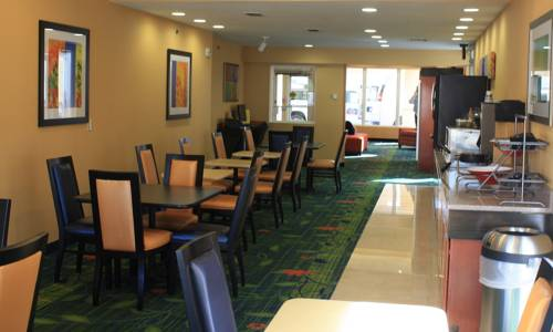 Fairfield Inn Wichita East
