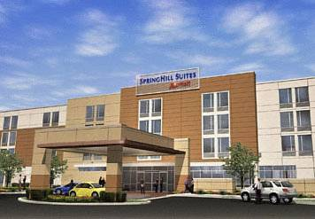 SpringHill Suites Ewing Township Princeton South