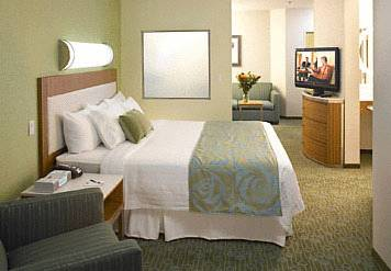 SpringHill Suites St. Louis Airport/Earth City